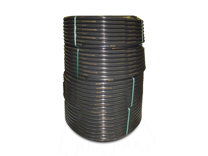 LDPE-Coiled bundles