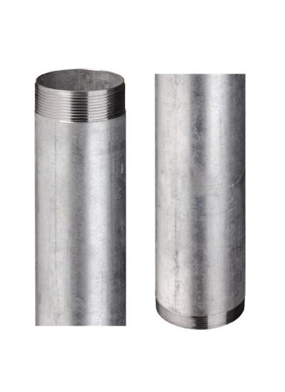 Stahlrohr-Passstücke