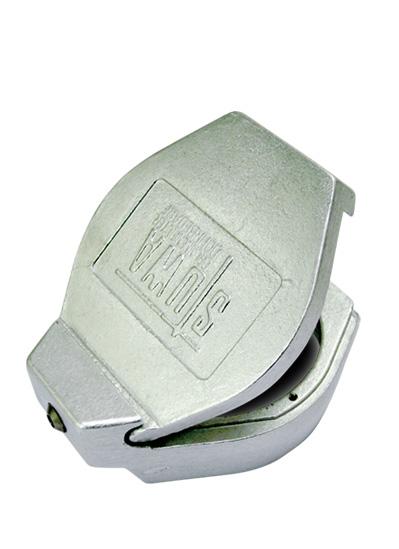 Piezometer sealing cap