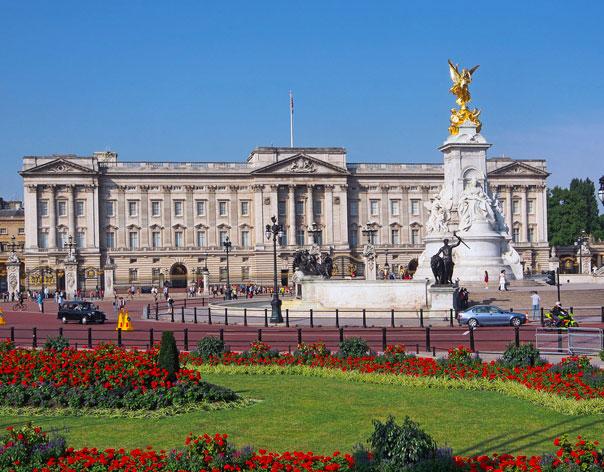 Buckingham Palace, © Sam Spiro - Fotolia.com