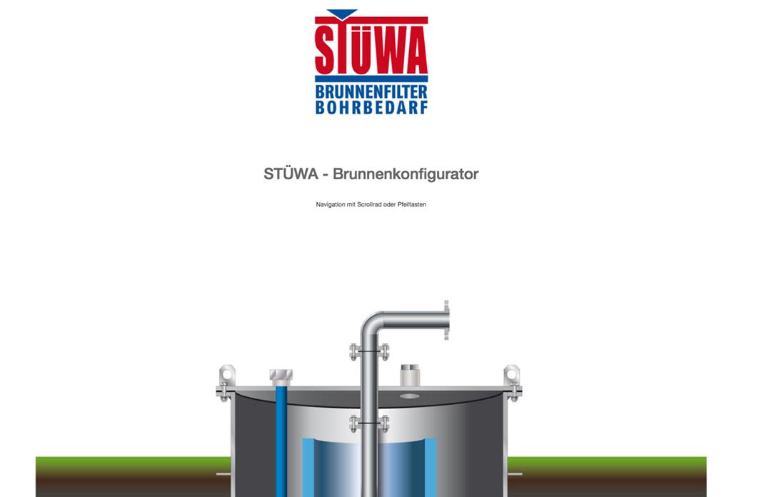 Brunnenkonfigurator
