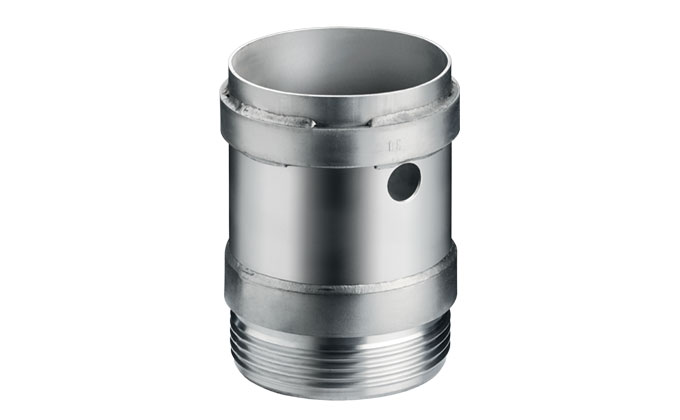 Lifting cap round thread