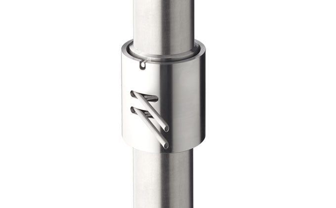ZSM Riser pipes