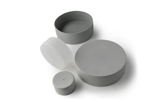 Rohr - Verschlusskappen